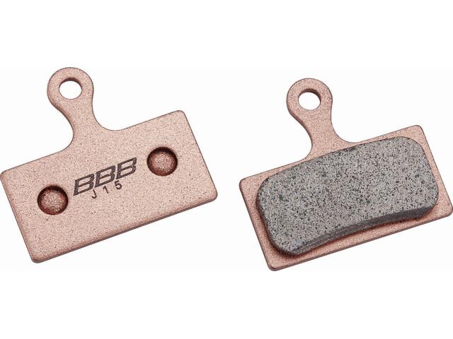 BBB DiscStop BBS-56S Scheibenbremsbeläge XTR gesintert koper